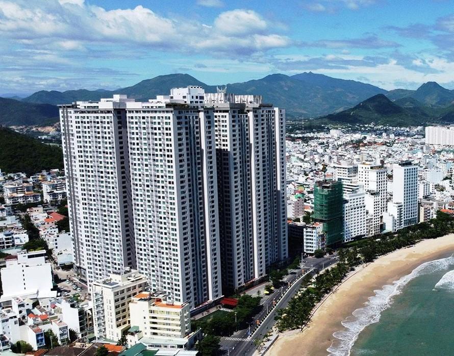 Dự án của Tập đoàn Mường Thanh tại TP.Nha Trang sẽ được thẩm định lại giá. (Ảnh: Thanh Niên)