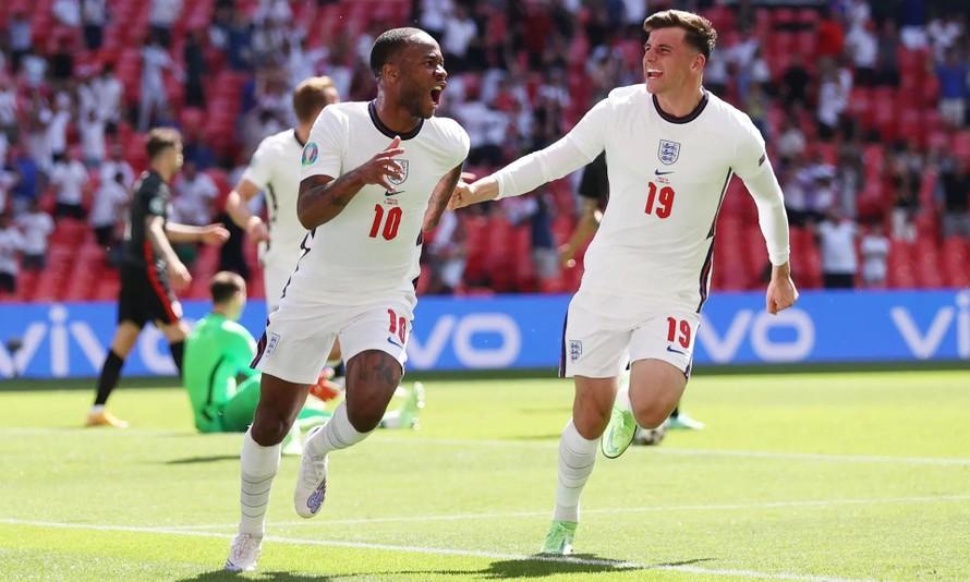 Những ngòi nổ như Raheem Sterling có thể giúp Anh vượt qua Đức trong trận đấu sắp tới tại vòng 1/16 EURO 2020. (Ảnh: Reuters)