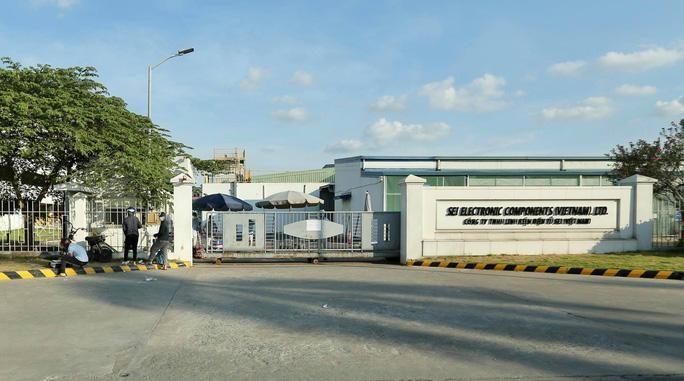 Công ty SEI thuộc Khu công nghiệp Thăng Long (Đông Anh, Hà Nội). (Ảnh: Zing)
