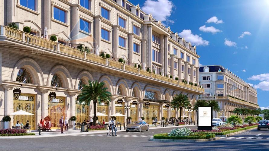 Đất Xanh Miền Trung sắp mở bán Shophouse Regal Maison Phú Yên - lâu đài trên đại lộ biển