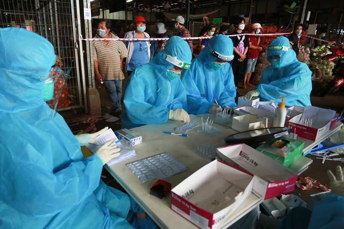 Từ 4-17/7/2021: Việt Nam có 29 ca tử vong do COVID-19
