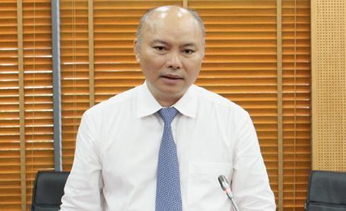 Ông Vũ Đăng Minh, Chánh Văn phòng Bộ Nội vụ.
