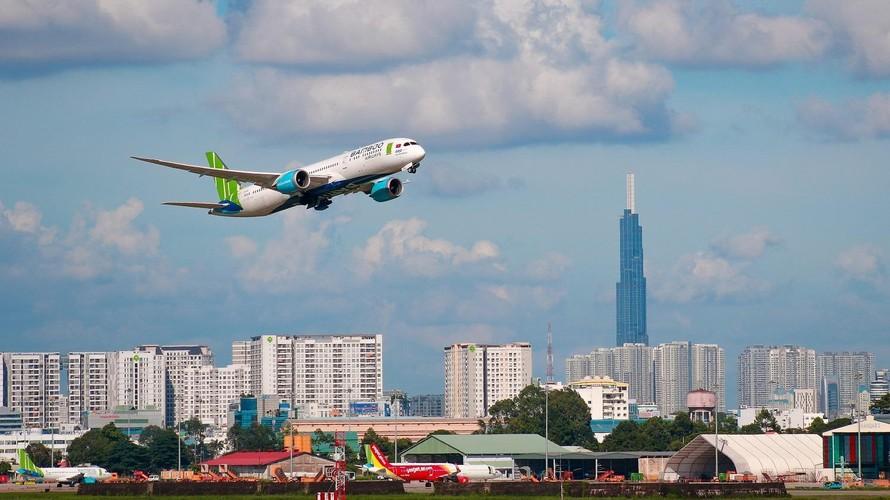 Khai thác tăng gần 22%, Bamboo Airways tiếp tục bay đúng giờ nhất toàn ngành trong 7 tháng đầu năm