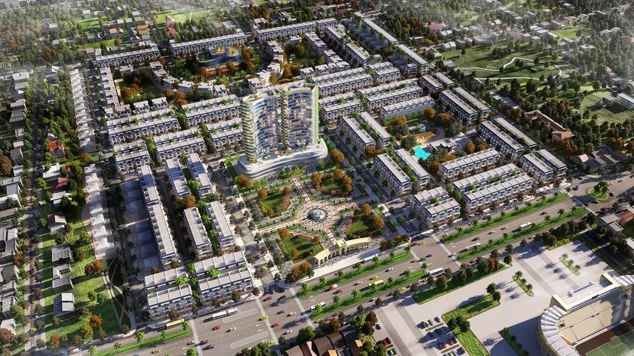 Khám phá hệ tiện ích đồng bộ của khu đô thị hiện đại hàng đầu Kon Tum