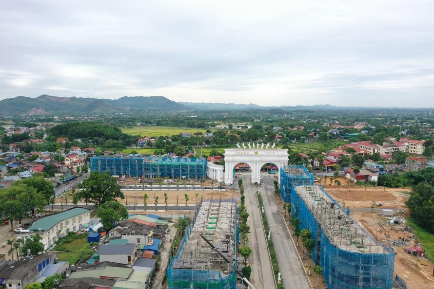 Hạ tầng giao thông nâng giá trị bất động sản dự án Danko City
