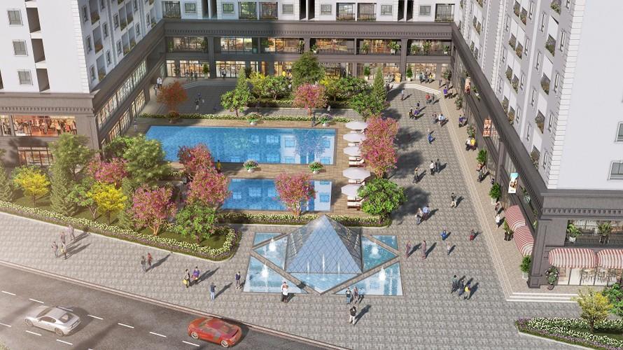 Hệ tiện ích đồng bộ cao cấp tại chung cư Hausman – dự án FLC Premier Parc.