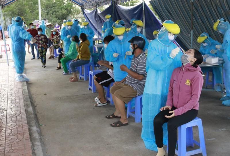 Hôm nay 16/8, Việt Nam có thêm 8.652 ca nhiễm mới