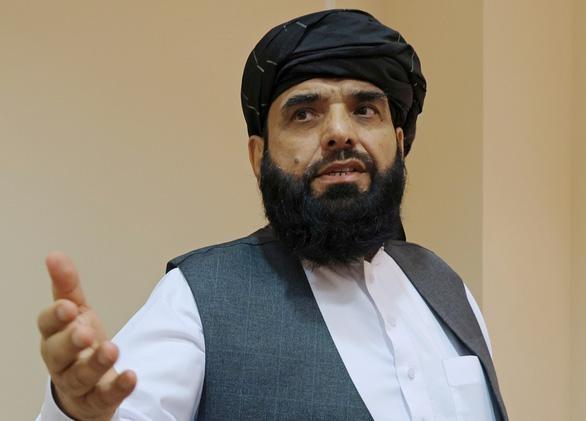 Người phát ngôn Suhail Shaheen của Taliban được đề cử làm đại sứ Afghanistan tại Liên Hiệp Quốc. (Ảnh: Reuters)