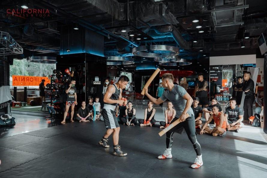 Từ 0h ngày 16/10, các phòng gym tại Đà Nẵng sẽ được phép hoạt động trở lại. (Ảnh: hitfit.vn)
