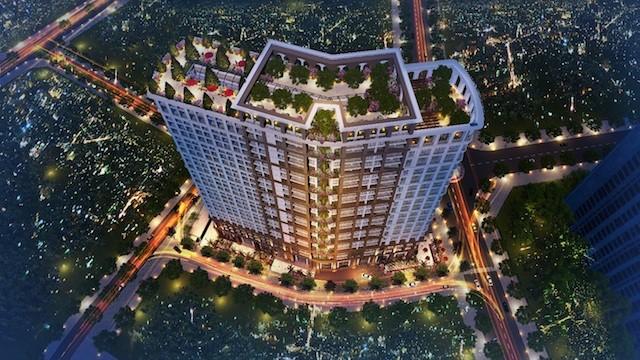 Căn hộ cao cấp, dịch vụ đẳng cấp 5 sao nhưng Sunshine Palace lại có giá bán thu hút, chưa đến 27 triệu đồng/m2