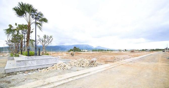 """Việc """"ngập"""" trong các dự án treo đã khiến cho thành phố, đặc biệt là các quận quận Sơn Trà, Liên Chiểu tồn tại nhiều khu đất trống (ảnh minh họa)"""