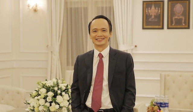 Ông Trịnh Văn Quyết: 'Tôi đang thực hiện nâng tổng sở hữu FLC'