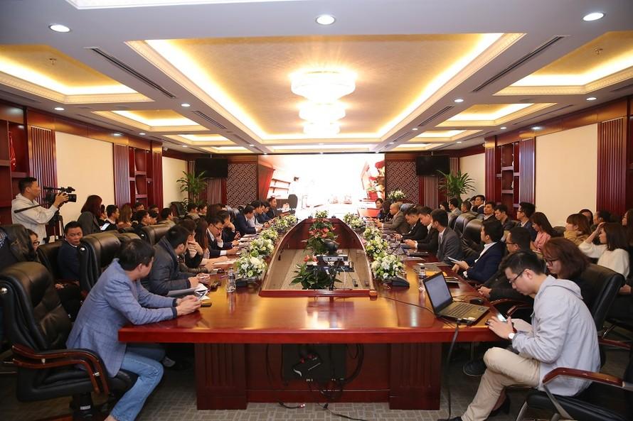 Lễ giới thiệu dự án FLC Quangbinh Beach & Golf Resort