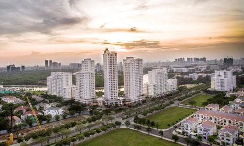 Năm Mậu Tuất, thị trường bất động sản TP HCM và một số khu vực phía Nam được dự báo sẽ đón nhận nguồn cung cực lớn, ước tính 60.000 sản phẩm. Ảnh: Lucas Nguyễn