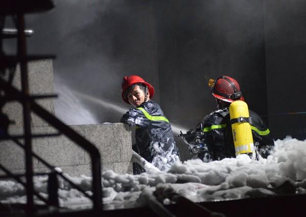 Nhà chung cư phải mua bảo hiểm cháy, nổ bắt buộc?