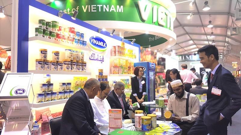 Vinamilk đã xuất khẩu sản phẩm sang 43 quốc gia và vùng lãnh thổ
