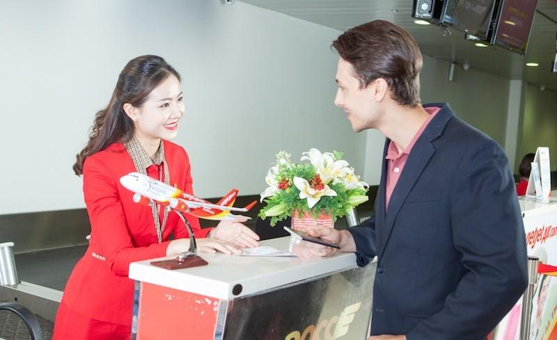 Vietjet không ngừng mở thêm các đường bay mới phục vụ hành khách