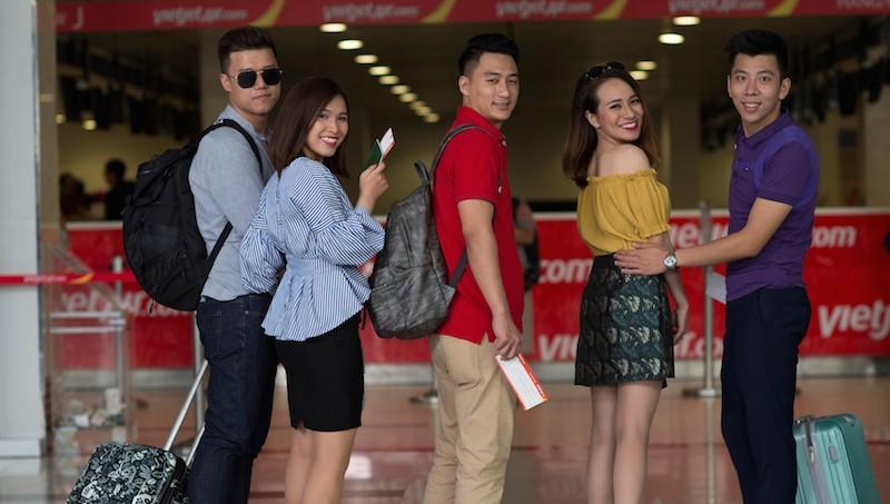 2 triệu vé giờ vàng, bay khắp Việt Nam đến hết năm cùng Vietjet