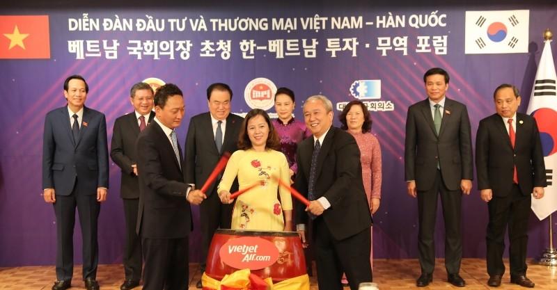 Vietjet khai trương đường bay Phú Quốc - Seoul (Hàn Quốc)