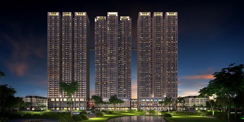 The Terra – An Hưng là một trong những dự án điểm nhấn tại khu vực Tố Hữu – Lê Văn Lương.
