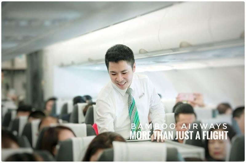 Bamboo Airways mở đường bay mới kết nối Tp. Hồ Chí Minh – Thanh Hóa
