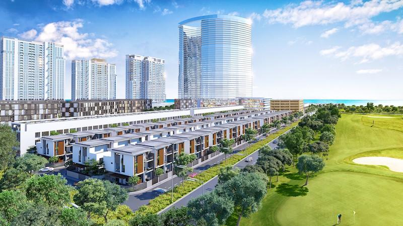 Dự án Empire-Cocobay Đà Nẵng đang được tái cơ cấu lại với dòng sản phẩm mới phù hợp hơn với nhu cầu thực tại của thị trường.
