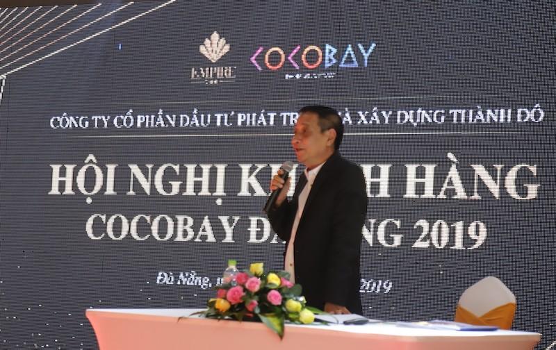 Chủ đầu tư Cocobay ĐN tìm giải pháp đảm bảo quyền lợi cho khách hàng mua sản phẩm tại dự án này giai đoạn 1.