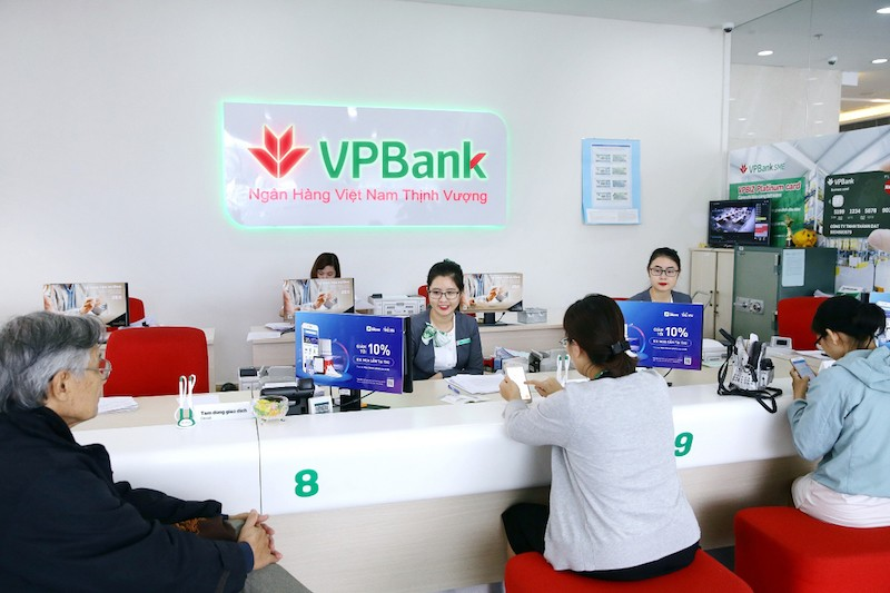 VPBank là ngân hàng tư nhân lớn nhất Việt Nam năm 2019