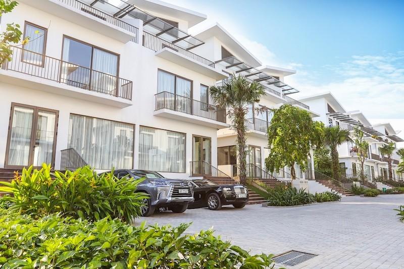 Biệt thự trên đồi Khai Sơn Hill sở hữu vị trí đắc địa, tiềm năng tăng giá cao.
