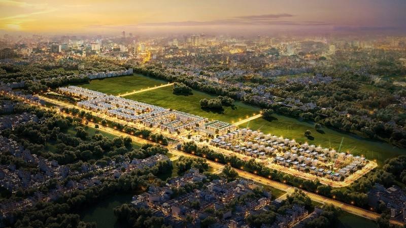 Mảng BĐS đô thị với các sản phẩm shophouse, liền kề... được FLCHomes chú trọng năm 2020
