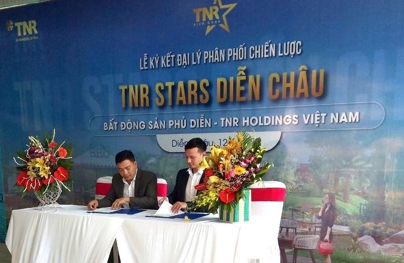 Ngày 12/3/2020, TNR Holdings Vietnam và Sàn giao dịch bất động sản Phủ Diễn đã cùng ký thỏa thuận hợp tác.
