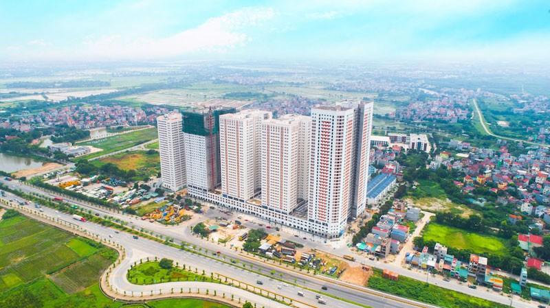 Eurowindow River Tower của Cen Land được Dwell Realty Vietnam phân phối lại.