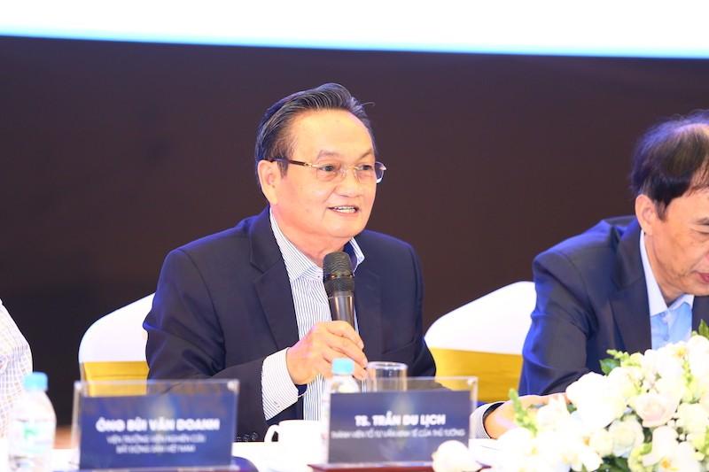 TS. Trần Du Lịch: địa phương nào cũng cần những nhà đầu tư có khả năng tạo sức lan toả