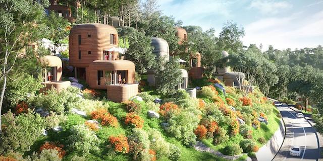Một khu nghỉ dưỡng ven đô tại Hoà Bình đang hấp dẫn nhà đầu tư