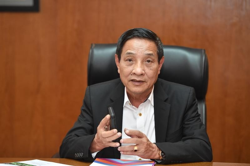Doanh nhân Nguyễn Đức Thành- chủ tịch tập đoàn Empire- vị thuyền trưởng đưa dự án Cocobay trở lại thị trường khả tín và đầy tiềm năng.