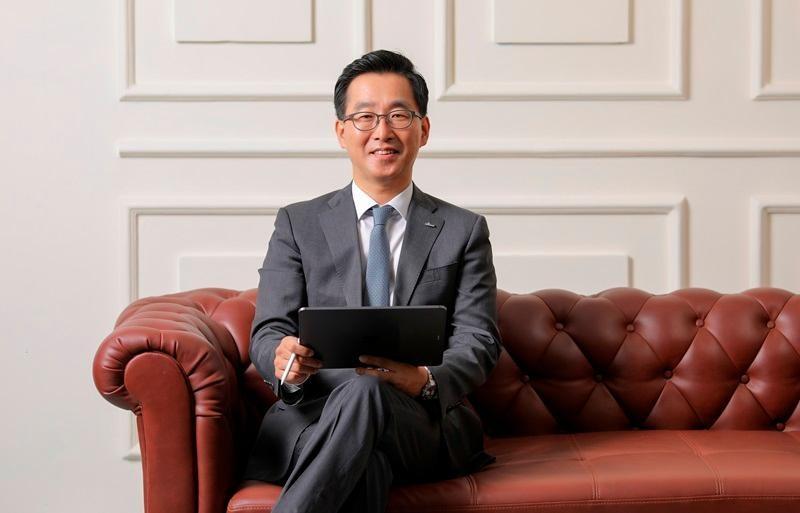 Ông Lee Taekyung là Tân Tổng giám đốc của Ngân hàng Shinhan Việt Nam