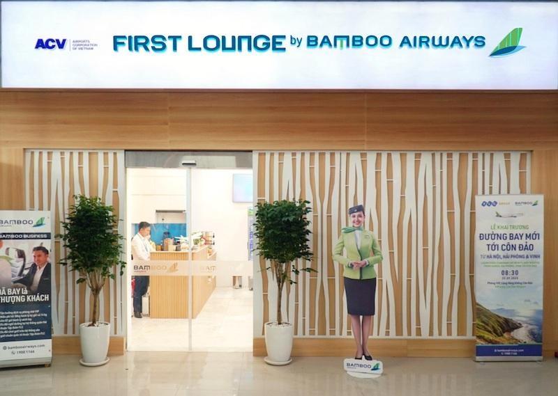 Có gì thú vị trong First Lounge của Bamboo Airways tại Côn Đảo