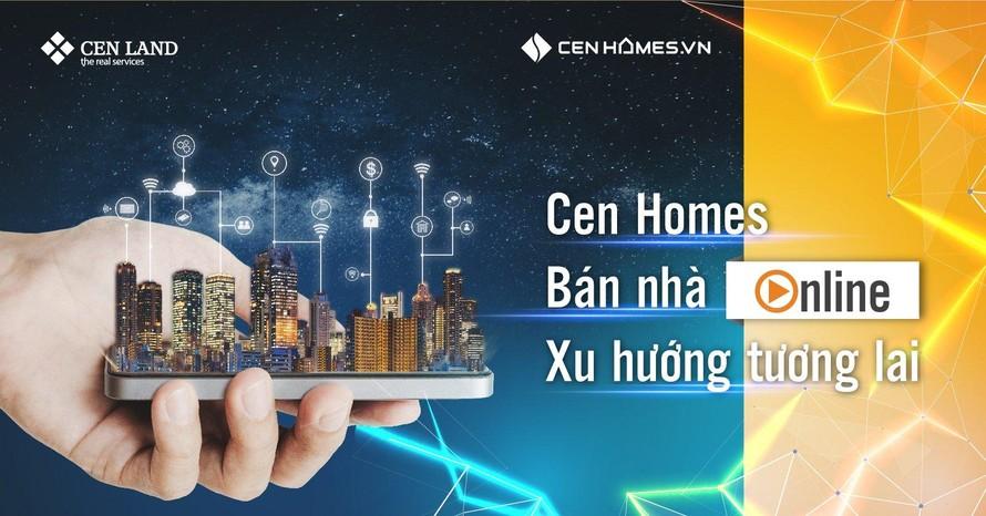 Cen Land tiếp tục đầu tư mạnh mẽ cho nền tảng công nghệ BĐS cenhomes.vn