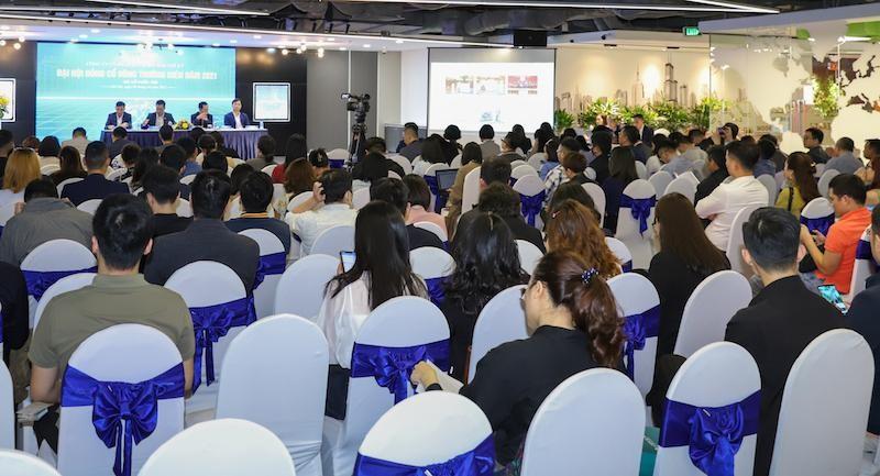Cen Land tổ chức Đại hội đồng cổ đông thường niên năm 2021 vào ngày 9/4/2021 tại Hà Nội.