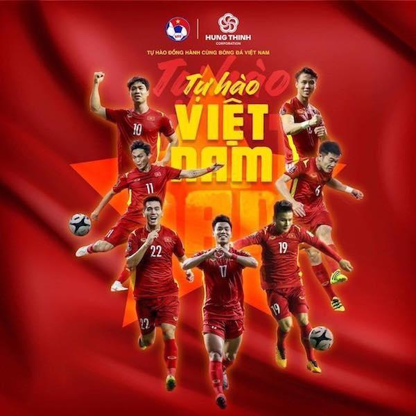 Tập đoàn Hưng Thịnh treo thưởng 2 tỷ đồng nếu đội tuyển Việt Nam hoà hoặc thắng UAE