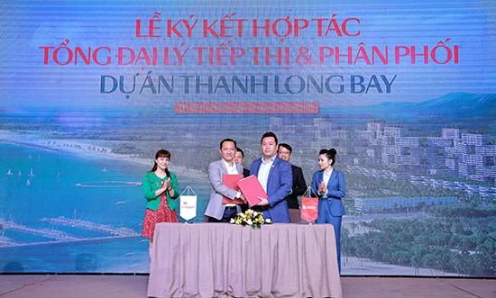Nam Group 'bắt tay' với DKRA Vietnam để phân phối Dự án Thanh Long Bay