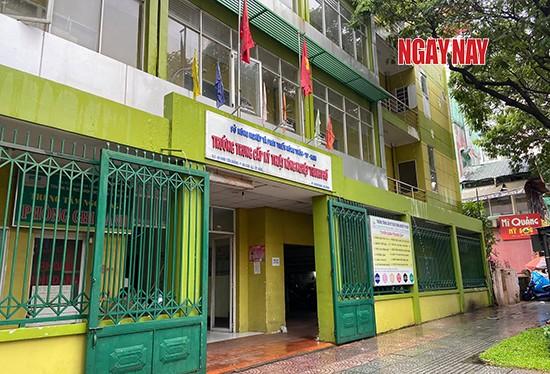 Trường Trung cấp Kỹ thuật Nông nghiệp TP.HCM. Ảnh: Ngọc Giàu