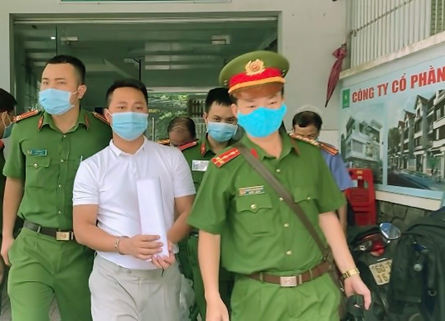 Cơ quan Công an điều tra tỉnh Đồng Nai đã quyết định bắt tạm giam 4 tháng đối với ông Đỗ Sơn Tùng. Ảnh: Xuân Thời