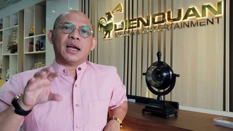 Ông Đỗ Văn Bửu Điền, Chủ tịch HĐQT Công ty Điền Quân. Ảnh: IT
