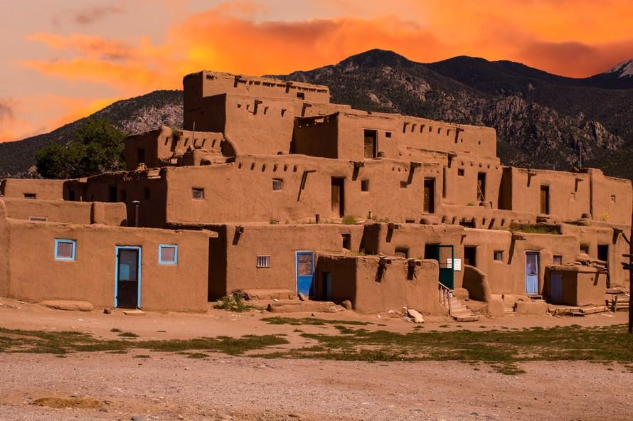 Di tích Taos Pueblo 