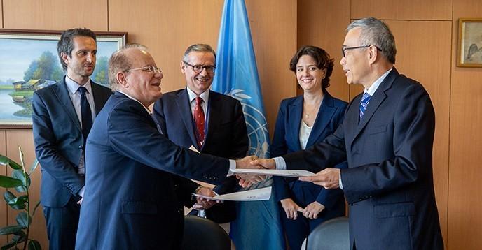 Ký Biên bản ghi nhớ giữa UNESCO và Quỹ Anna Lindh