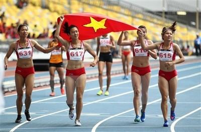 'Nữ hoàng nhảy xa' Thu Thảo tan mộng dự Olympic