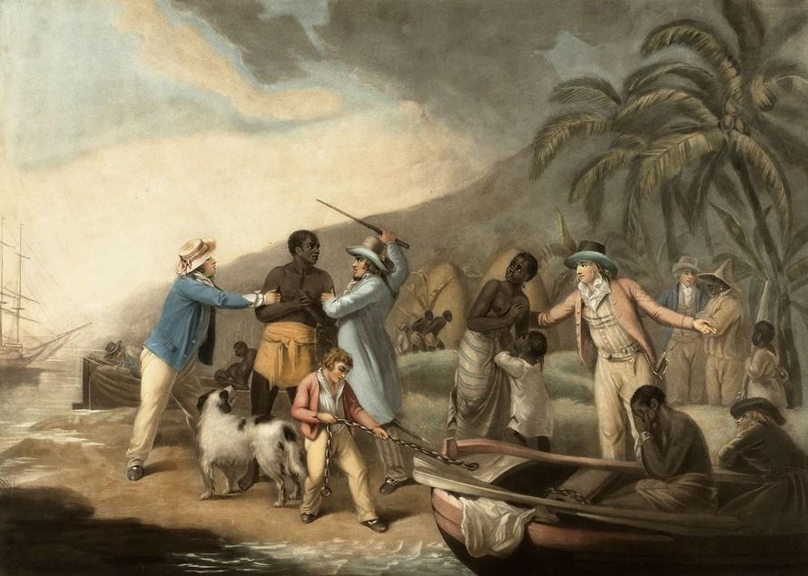 Lưu trữ về trao đổi nô lệ