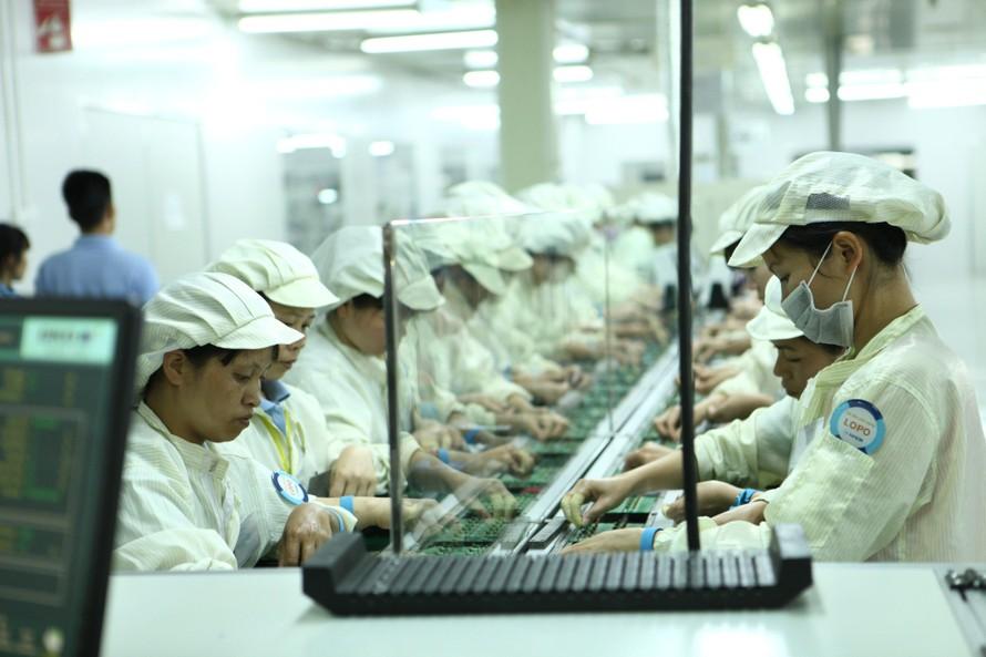 """So với mọi năm, hiện tượng """"nhảy việc"""" đã giảm nhiều nên các doanh nghiệp không còn rơi vào tình trạng thiếu hụt lao động."""