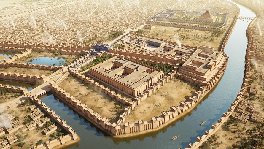 Thành cổ Babylon